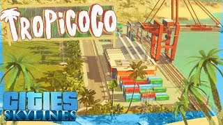 Cities Skylines Tropicoco! Thanks to our infinite cash we finally have the luxury of putting down as many trees as we want!Collection: http://steamcommunity.com/sharedfiles/filedetails/?id=1097256492Series Playlist: https://www.youtube.com/watch?v=9BR4eW6gkaI&list=PLtZHIFR5osfC4q5FxpHkflL5kN9Ei_n42&index=1Thanks for watching! Here are some other videos you might like:Farming Valley with me, Duncan and Lewis: https://www.youtube.com/watch?v=aCCqFWcmApE&index=1&t=728s&list=PLtZHIFR5osfAKg4LeHwihQV6iYLJv52tYTerraria with Duncan, Lewis and Tom: https://www.youtube.com/watch?v=yLoAIyx4Dzg&list=PLtZHIFR5osfDjTfABmtcO_DuCgpJBRDk4&index=1VR Games: https://www.youtube.com/watch?v=g5pW9RjwzmM&list=PLtZHIFR5osfBhmedpyhPEoMtNTQeauOse&index=1I stream sometimes at twitch.tv/sjinAlso, I have a store! http://smarturl.it/yogsSjinAnd if you want to subcribe: http://yogsca.st/SjinSub ♥Facebook: https://www.facebook.com/yogsjinReddit: http://www.reddit.com/r/yogscastTwitter: @YogscastSjinPowered by Doghouse Systems in the US:http://www.doghousesystems.com/v/yogscast.aspUse the code YOGSCAST to get a free 240GB SSD and a groovy Honeydew graphic applied to any case!Powered by Chillblast in the UK: http://www.chillblast.com/yogscast.htmlMailbox: The Yogscast, PO Box 3125 Bristol BS2 2DGBusiness enquiries: contact@yogscast.com