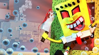 Minecraft | Portal to Evil SPONGEBOB.EXE Dimension! (Bikini Bottom Portal)