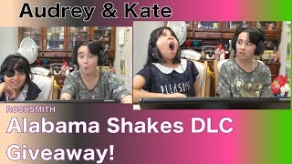 Audrey & Kate talk about Alabama Shakes X DLC Giveaway for ROCKSMITH!! It's giveaway again! Please leave a comment and...