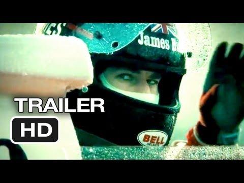 Rush International TRAILER 1 (2013) - Chris Hemsworth, Ron Howard Racing Movie HD