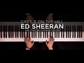 Download Lagu Ed Sheeran - Castle On The Hill | The Theorist Piano Cover Mp3 Gratis