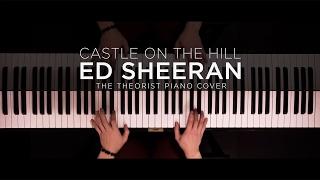 Video Ed Sheeran - Castle On The Hill   The Theorist Piano Cover download in MP3, 3GP, MP4, WEBM, AVI, FLV Mei 2017