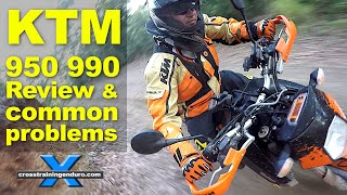 1. KTM 950 & 990 TEST REVIEW & COMMON ISSUES