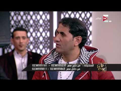 أحمد شيبة يوضح الفرق بينه وبين حكيم