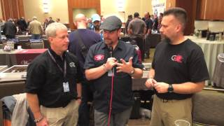 A quick interview with Rick and Rob from Hinderer Knives!