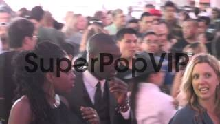 Nonton David Ajala arrives at the Fast and The Furious 6 Premier... Film Subtitle Indonesia Streaming Movie Download