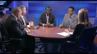 Staten Islander Eric Garner's Death - Panel Discussion on NY1