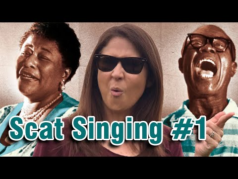 Scat Singing 101 (Part 1) (видео)