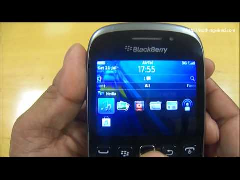 Blackberry Curve 9320 Review: Hardware, Interface, Apps And Verdict