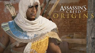 Assassin's Creed Origins information coming from E3. This video will cover legacy controls being in AC Origins, multiple save slots, and more! Are you excited for Assassin's Creed Origins?  ▶Interested in learning more about the Assassin's Creed Universe with some of the latest news? Check out the Facebook Page of TheOnesWhoCameBefore:https://www.facebook.com/Theoneswhocamebefore    ▶Subscribe to 2KCentral: http://goo.gl/9B1W28▶Subscribe to UbiCentral: http://goo.gl/XQhgJC    ▶Follow UbiCentral on Twitter - http://Twitter.com/UbiCentral      ▶Production Music courtesy of Epidemic Sound: http://www.epidemicsound.com▶Source(s):https://twitter.com/_Turul_/status/875061029071343616http://blog.ubi.com/assassins-creed-origins-need-know-new-setting-new-hero-new-action-rpg-gameplay-e3-2017/https://twitter.com/AshrafAIsmail/status/875554391423627264http://kotaku.com/nine-cool-things-i-noticed-while-playing-assassins-cree-1796071356   ▶Connection_lost▶