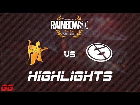 Noble vs Evil Geniuses   R6 Pro League S8 Highlights