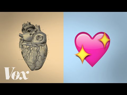 How the Human Heart Became a Symbol of Love