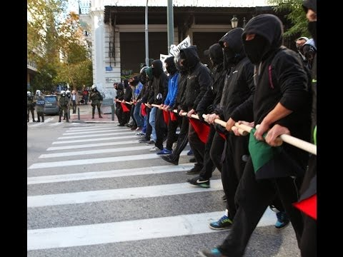 anarchist - December 6 marks the day where, Alexis Grigoropoulos, a 15 year old boy was shot dead by a policeman in the Exarchia area of Athens, Greece in 2008, a moment...