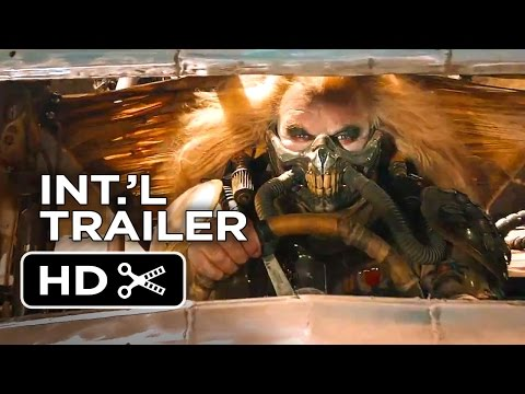 Mad Max: Fury Road Official International Trailer #1 (2014) – Charlize Theron, Tom Hardy Movie HD
