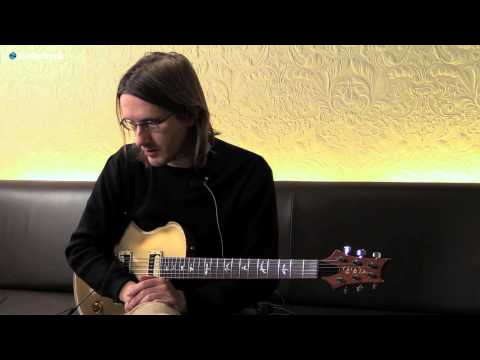 "Steven Wilson demoes his ""Lonely Spring"" Reverb TonePrint for the Hall of Fame Reverb pedal from TC Electronic."
