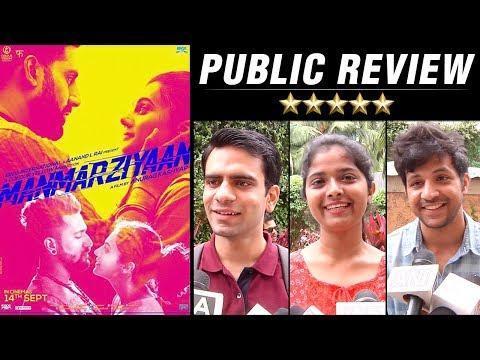 Manmarziyaan Public Review | Abhishek Bachchan Taa