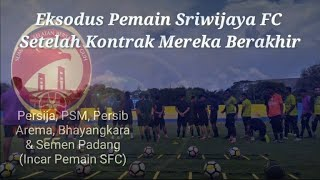 Video Eksodus Pemain Ancam Sriwijaya FC Beto dkk, Ini Nilai Kontraknya MP3, 3GP, MP4, WEBM, AVI, FLV Desember 2018