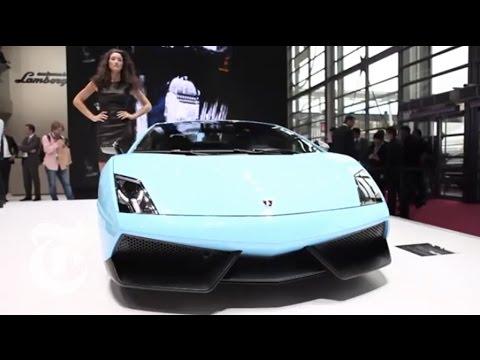 2012 Paris Auto Show