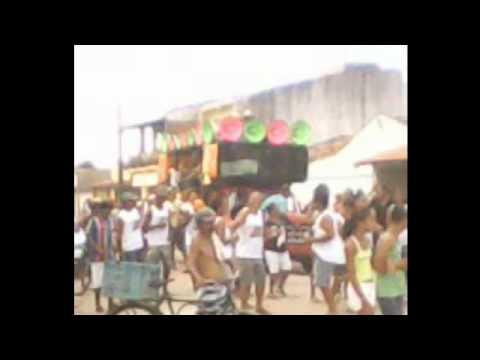 Carnaval em cruz das almas 2011