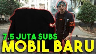 Video MOBIL BARU SPECIAL 7.5 Juta Subs !! MP3, 3GP, MP4, WEBM, AVI, FLV April 2019