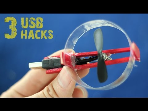 Download 3 Incredible Usb Gadgets You Can Make At Home