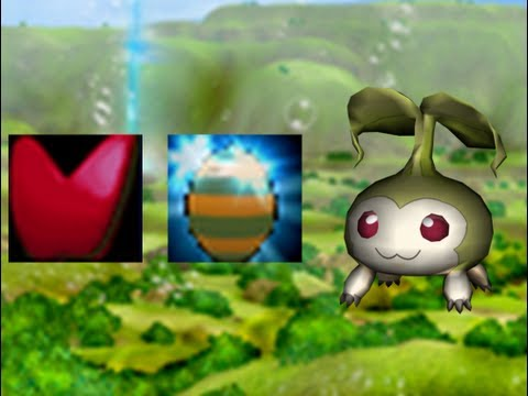 Tanemon in Green Zone - Digimon Masters Online