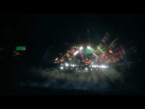 Kygo ft. Conrad Sewell - Firestone   Cloud Nine World Tour 2016