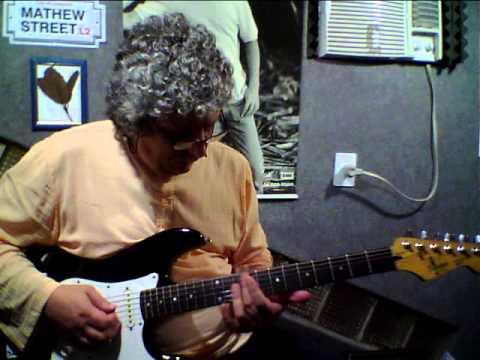 How do You Sleep - George Harrison slide guitar