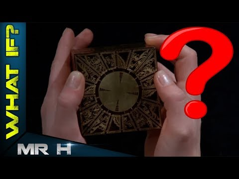 Hellraiser Puzzle Box - What If The Lament Configuration Was Real?