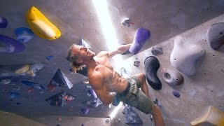 The God - The Legend - The Man - TOR by Eric Karlsson Bouldering