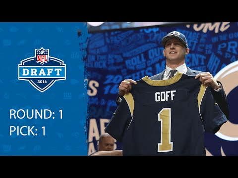 Kay Rich: And the Number 1 Draft Pick in the NFL is.....