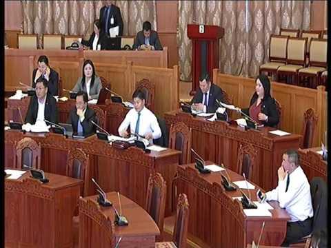 Х.Нямбаатар: Хууль санаачлагч олон жилийн практикаар туршигдсан хэм хэмжээг хэвээр үлдээжээ