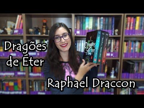 Trilogia Dragões de Éter | Biblioteca Fantástica