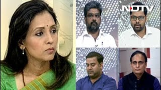 On Prime Time, a discussion on whether BJP's candidate Ram Nath Kovind's election to the post of President of India has won the party alignment of Dalit voters. Has the recent violence in Uttar Pradesh's Muzaffarnagar and Una in Gujarat caused Dalits to sway away from the BJP? Has Mayawati's influence as a Dalit leader been diminishing over time? (Audio in Hindi)NDTV is one of the leaders in the production and broadcasting of un-biased and comprehensive news and entertainment programmes in India and abroad. NDTV delivers reliable information across all platforms: TV, Internet and Mobile. Subscribe for more videos: https://www.youtube.com/user/ndtv?sub_confirmation=1Like us on Facebook: https://www.facebook.com/ndtvFollow us on Twitter: https://twitter.com/ndtvDownload the NDTV Apps: http://www.ndtv.com/page/appsWatch more videos: http://www.ndtv.com/video?yt