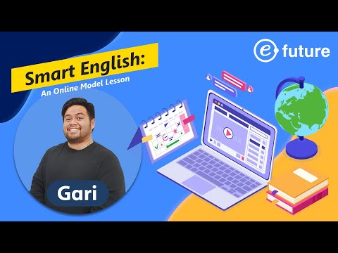 Smart English: An Online Model Lesson