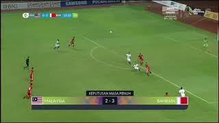 Video Malaysia Vs Bahrain 20.8.18 Sukan Asia 2018 - Permainan Kurang Menarik MP3, 3GP, MP4, WEBM, AVI, FLV Agustus 2018