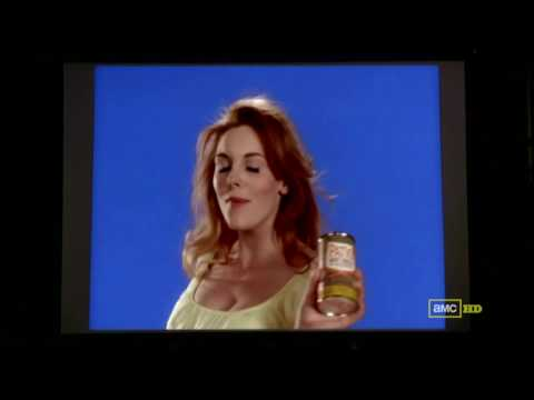 Mad Men - Bye Bye Birdie vs. Patio Diet Cola Ad Comparison Video