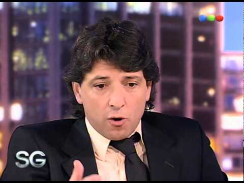Chiste de Sergio Gonal, el patrón - Susana Giménez 2007
