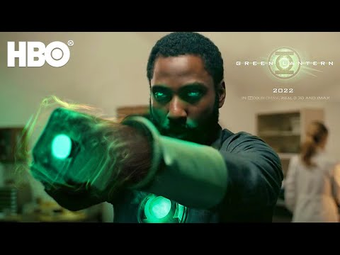 Green Lantern 2022 Announcement - New Movies and Justice League Snyder Cut Trailer Easter Eggs