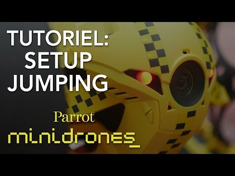 Dron PARROT Jumping Night Buzz