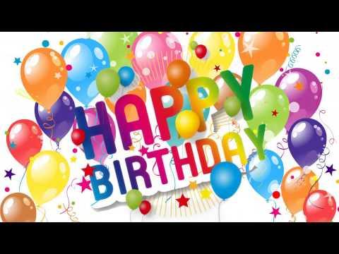 Imagenes de cumpleaños - Vídeo de Feliz Cumpleaños con imágenes y frases de cumpleaños para regalar