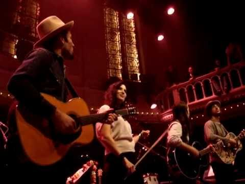 Fistful Of Mercy - WITH WHOM YOU BELONG [Live at Paradiso, Amsterdam, 07-12-2010]