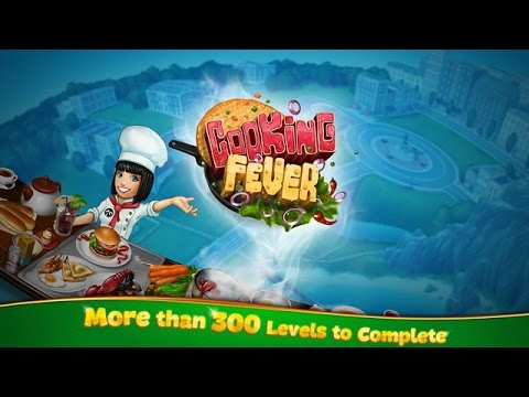 Cooking Fever - By Nordcurrent -Compatible With IPhone, IPad, And IPod Touch.