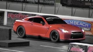 World's Fastest AMS Alpha 9 GTR? AWD Motorsports - 1/4 Mile Drag Race - Road Test TV