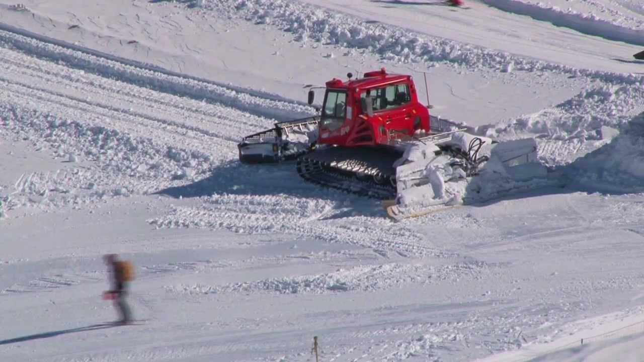 El destino: Ski Retrack, introdúcete al Powder