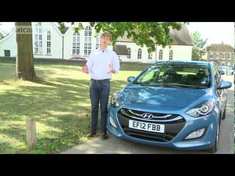2012 Hyundai i30 review – What Car?