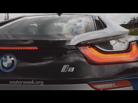 MotorWeek| Road Test: 2015 BMW i8
