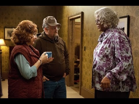 """Larry """"The Cable Guy"""" and Tyler Perry have a lot in common   A Madea Christmas"""