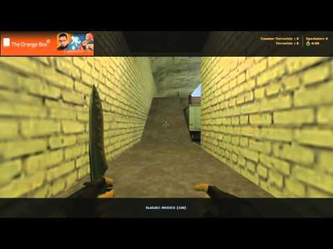 FCL Semis: FnaticRC vs eSrael de_train