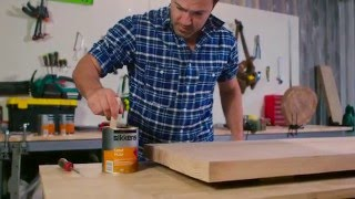 The Home Team S2 - How to Make a Coffee Table